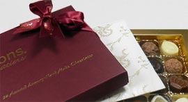 Luxury Premium Chocolate Gift Boxes